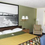 Guest Room - Innovated Deluxe King Bed