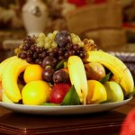 Corbeille De Fruits - Riad Hamdane
