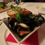'Mill Street Ale' Steamed Mussels