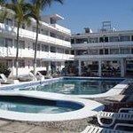 Hotel y Departamentos Playa Azul