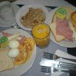 Hotel Cabacera Free Breakfast 6am -10am