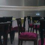 Hotel Cabacera Dining room