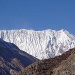 mountain Tilicho Himalaya Annapurna