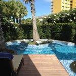 zimmer 3106 lagoon pool access