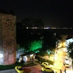 Suite Azur, de nuit ..