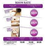 Ku Inn Hotel Price List