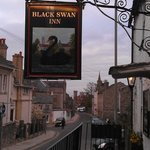 The Black Swan Inn, Swanage