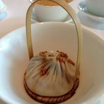 An awesome handmade xiao long bao