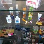 Verkauf von Kosmetik-Artikeln - sehr Preiswert