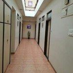 first floor passage....