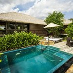Chalet with a Plunge Pool