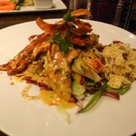 Outstanding Oriental chicken salad mains