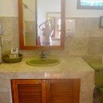 bathroom, cottage