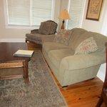 Cozy living room!