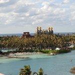 Atlantis Bahamas - Aquaventure view
