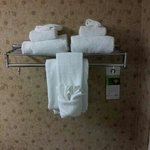 towel station