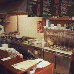 Billede af Hummus bar