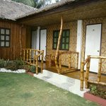 native bungalows