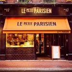 Le Petit Parisien - Wicklow Street Exterior