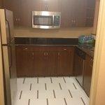 Junior Suite Full Kitchen