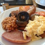 apologies - but this the only photo I could find - and just 1 aspect of a fab breakfast