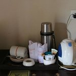 Coffee Making Facility in the room