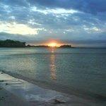 Pink beach desa sekaroh lombok timur