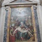 dipinto seicentesco altare maggiore