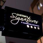 Photo of Justin's Signatures
