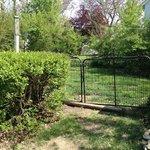External Garden Gate