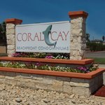 Main entrance to Coral Cay