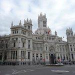 Palacio de Cibeles - hôtel de ville