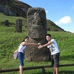 Moai, te amamos!