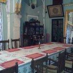 Breakfast/Dinning area