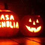 Halloween at Casa Magnolia