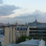Vue imprenable sur Paris (exceptionnelle :-)