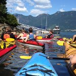 Bowen Island Sea Kayaking