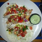 Fish taco plate. Only $14!