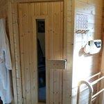 Espace Bien-Etre, le Sauna