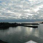 Bay in the morning