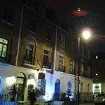 Крестфилд Отель, Лондон.