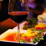 Enjoy dinner with us...