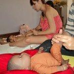 Taller de Masaje Infantil IAIM