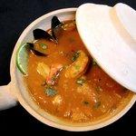 Parihuela (Seafood Boullabaisse)