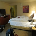 Our room on the forth floor