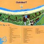 Map of the CM Phuket