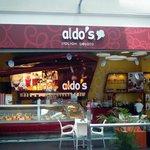 Aldo's...GO HERE, delicious!!!!