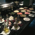 restaurante comida maravilhosa