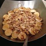 Nutty bowl