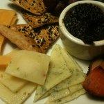 Close up - cheese!
